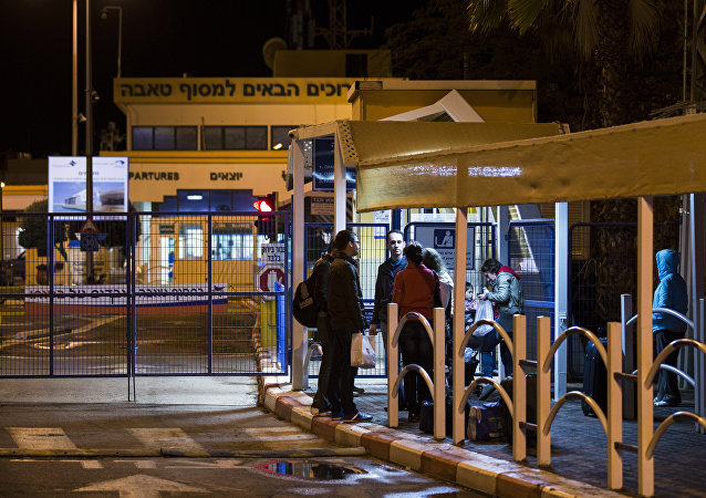 İsrail - Mısır / Taba sınır kapısı
