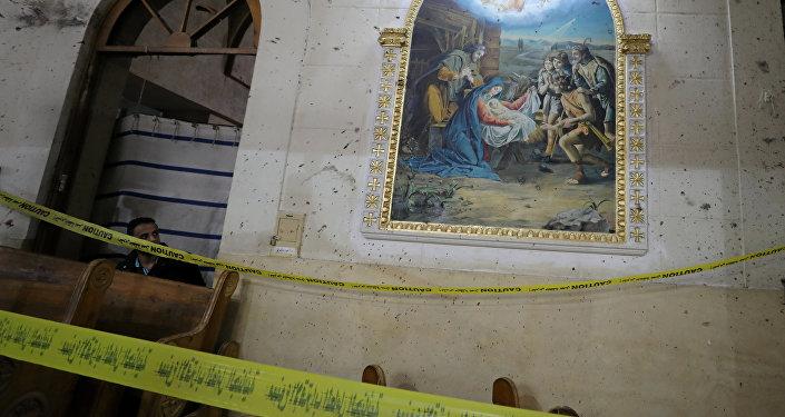 Mısır'ın Tanta kentindeki kilise saldırısı