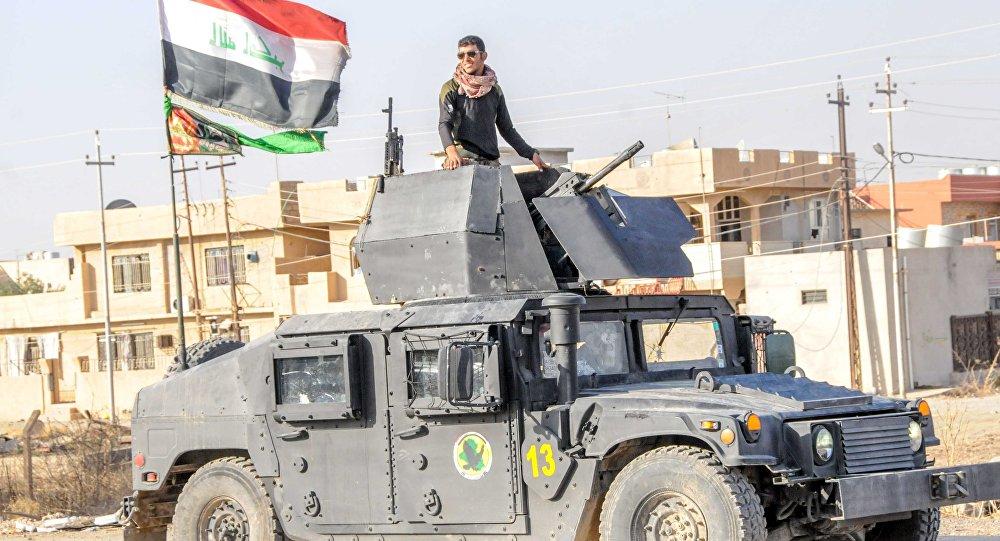 Musul'da kontrol Irak ordusunda