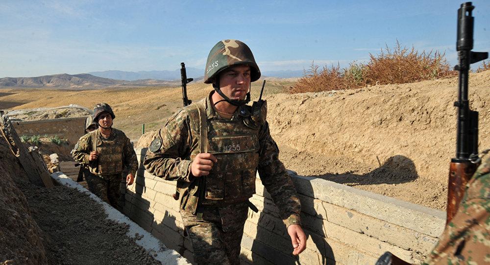 Karabağ'da 8 bin paralı Afgan askeri görev yapacak