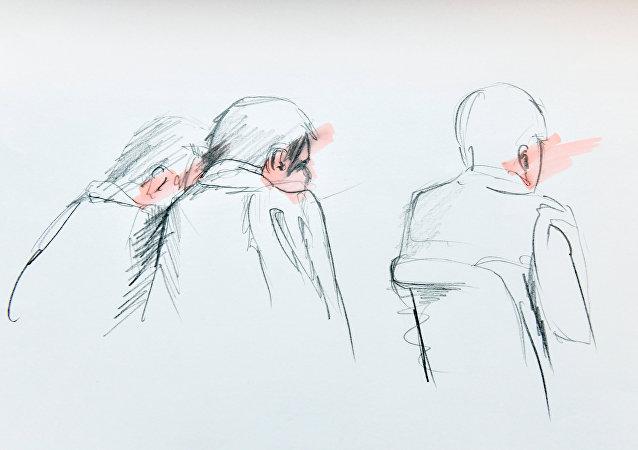 Rahmet Akilov'un duruşması Stockholm mahkemesinde görüldü