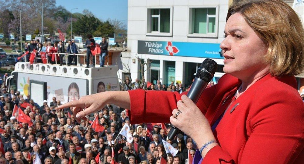 6.5 milyon işsizin olduğu Türkiye'de rejim değişikliğine 'Hayır' diyeceğiz