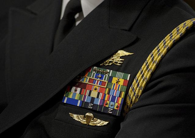 ABD'nin Navy SEAL mensubu bir subay