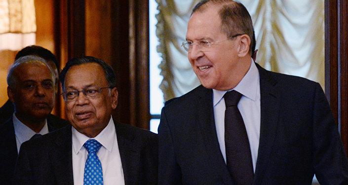 Rusya Dışişleri Bakanı Sergey Lavrov
