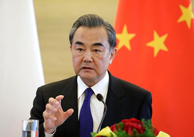 Çin Dışişleri Bakanı Wang Yi