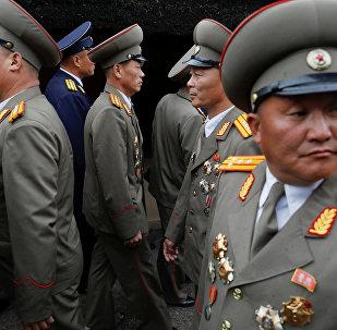 Kuzey Koreli subaylar