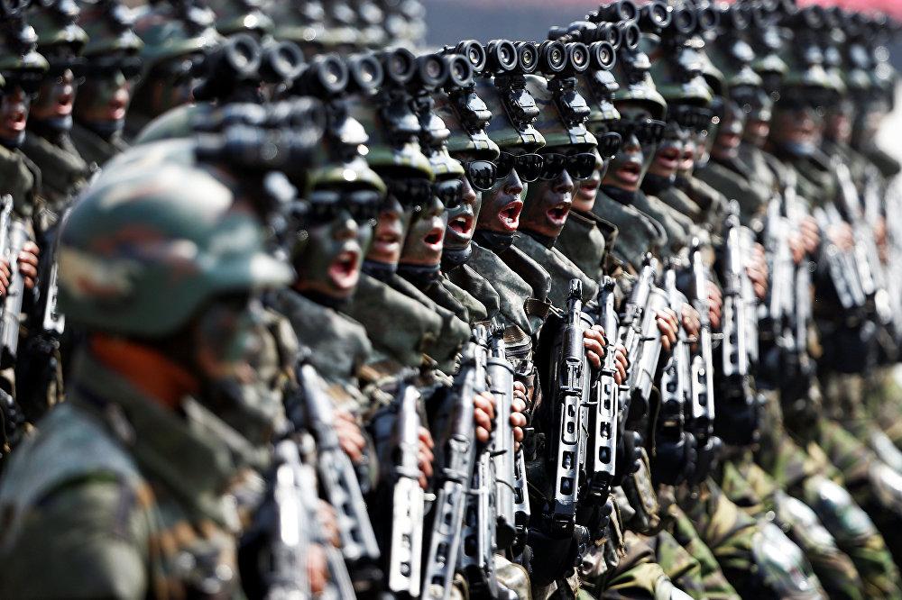 Kuzey Kore'de 'Güneş Günü' kutlamaları