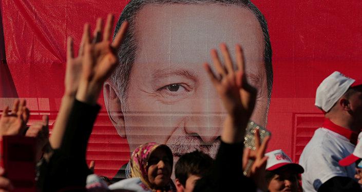 Cumhurbaşkanı Erdoğan'ın İstanbul'daki evet mitingine katılanlar