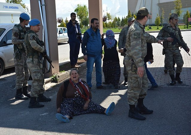 Diyarbakır'da referandum kavgası