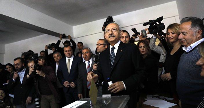 Kemal Kılıçdaroğlu - referandum - sandık - Ankara