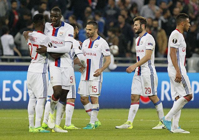 OLympique Lyon futbol takımı