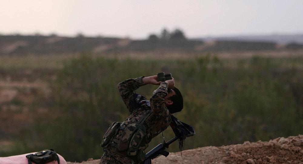 Rusya: ABD ve SDG IŞİD'le anlaştı