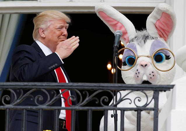 Donald Trump / Paskalya