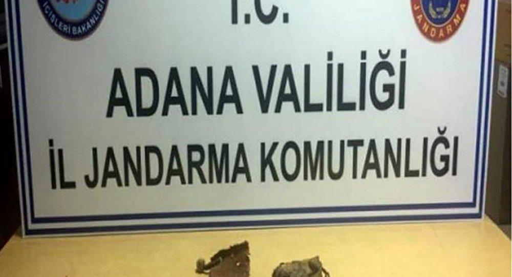 Adana'da Ceylan derisine altın yazmalı Tevrat ve el yazması ferman ele geçirildi