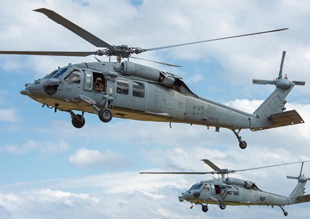 Sikorsky / Helikopter
