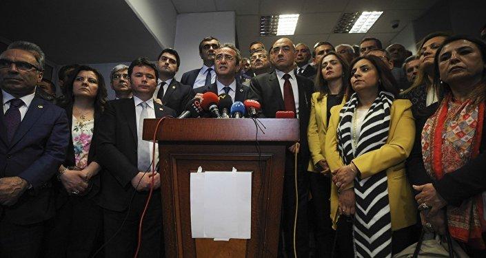CHP Genel Başkan Yardımcısı Bülent Tezcan