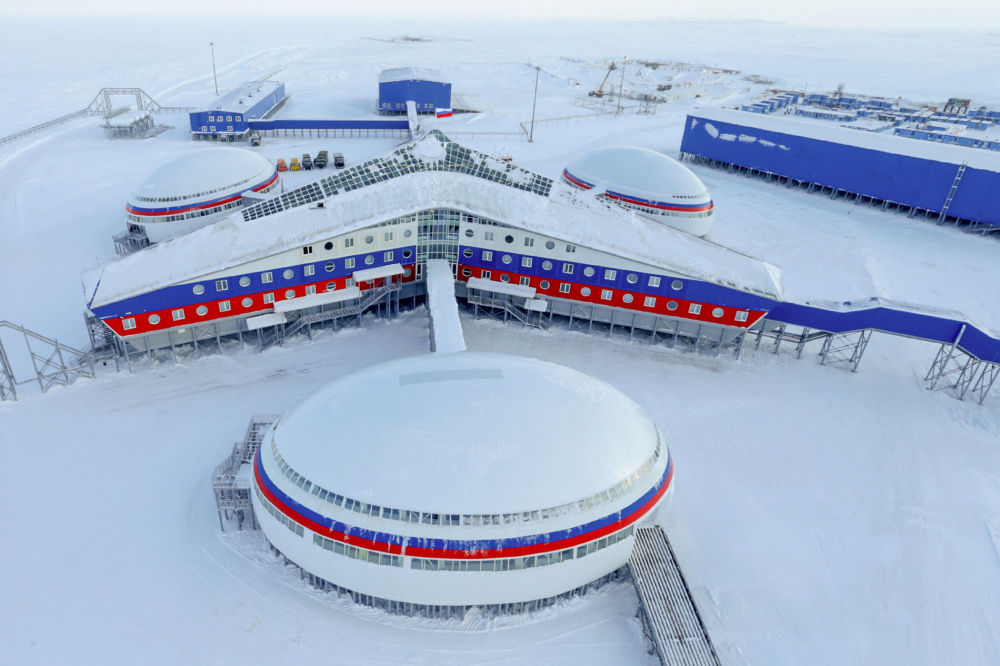 Rusya Savunma Bakanlığı'ndan bir ilk: 'Arktik Yoncası'na yolculuk