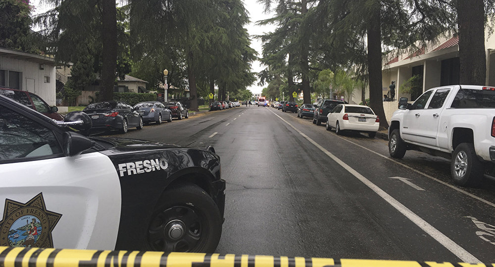 ABD'nin Fresno kentinde silahlı saldırı