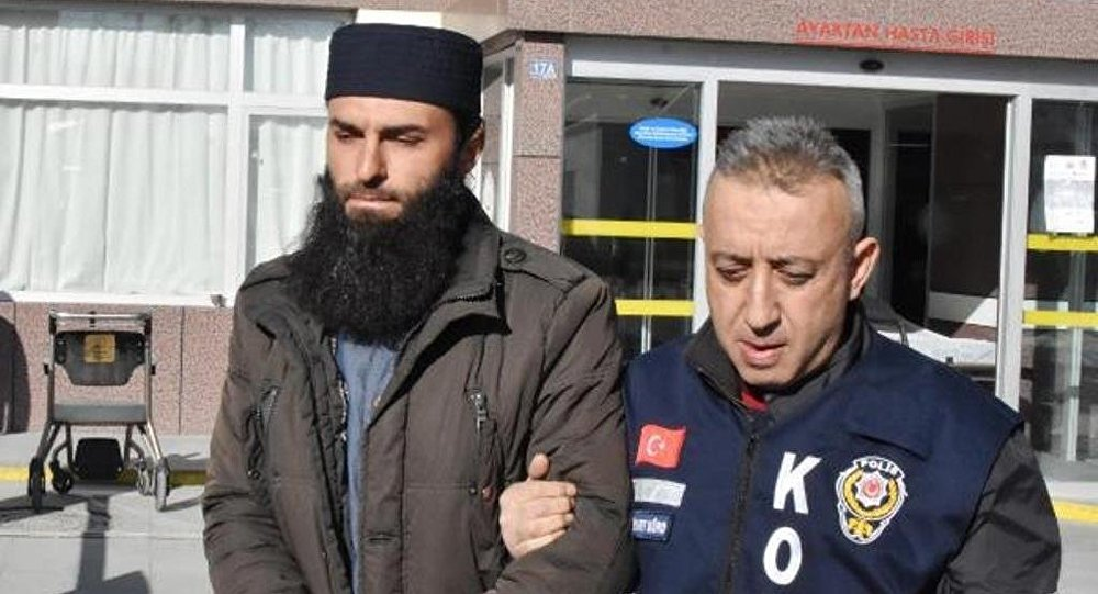 IŞİD şüphelisi