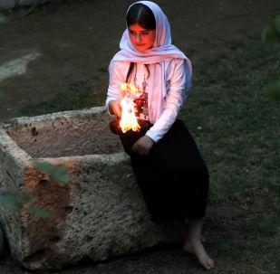 Iraklı Ezidilerin yılbaşı kutlamaları
