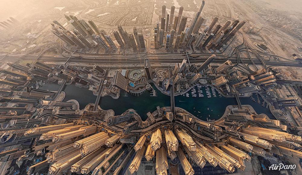 Birleşik Arap Emirlikleri'nin en büyük kenti Dubai.