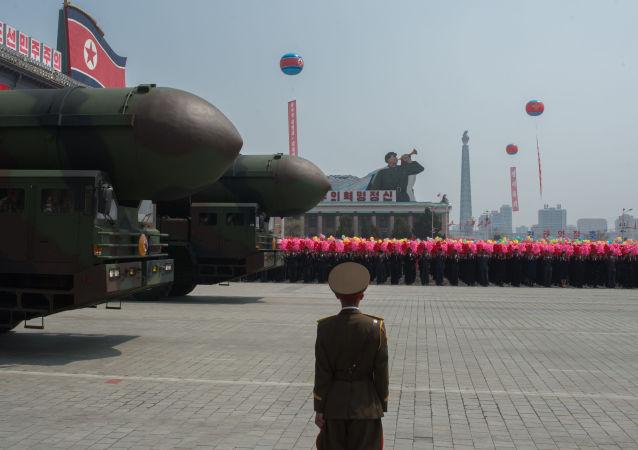 Kıtalararası balistik füzelerin fırlatma rampaları.