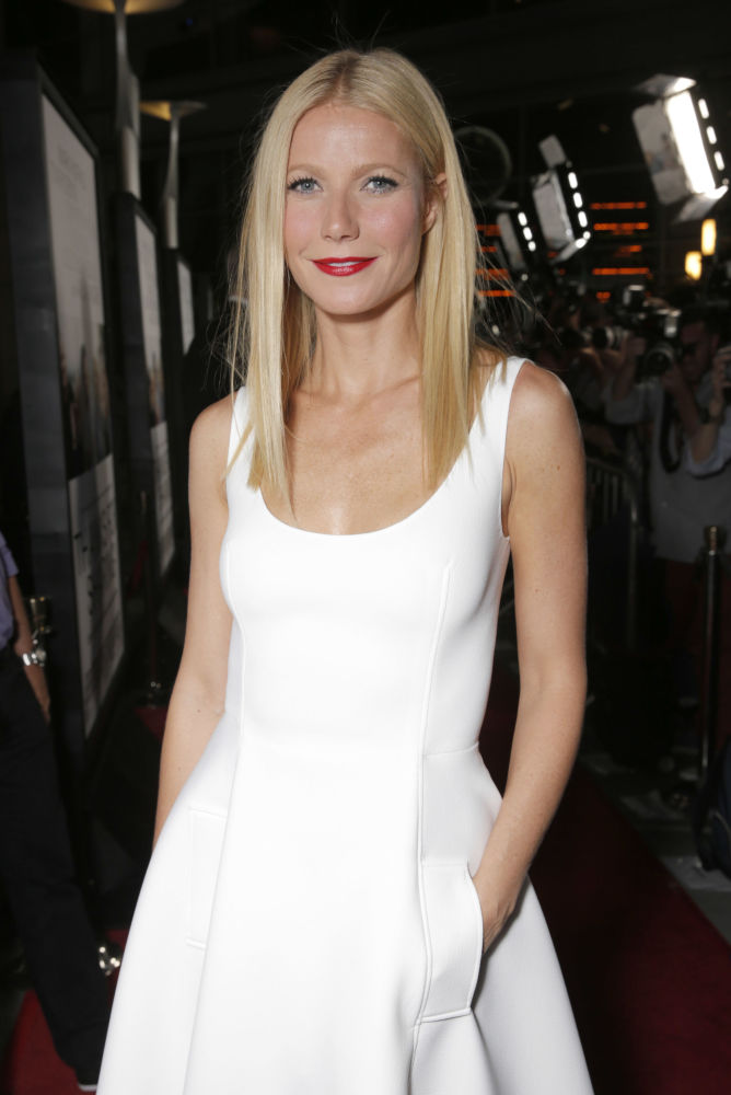 ABD'li akrtris Gwyneth Paltrow.