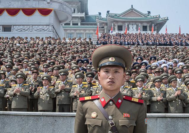 Kuzey Kore askeri