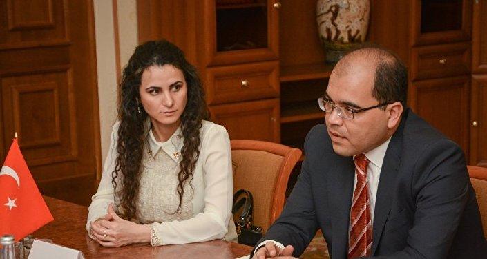 Türk Başkonsolos Özigci Rus belediye başkanıyla ikili işbirliği konularını görüştü