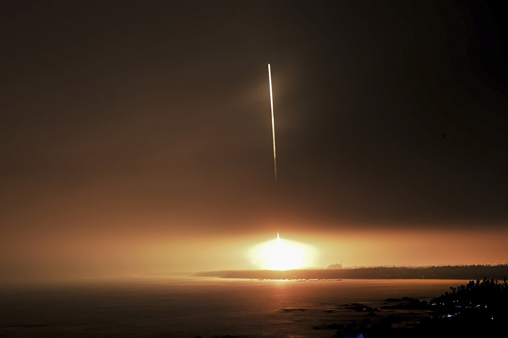 Çin uzaya kargo gemisi fırlattı