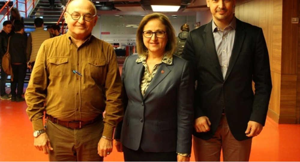 İstanbul Kemerburgaz Üniversitesi Medeni Hukuk Öğretim Üyesi Prof. Dr. Şükran Şıpka