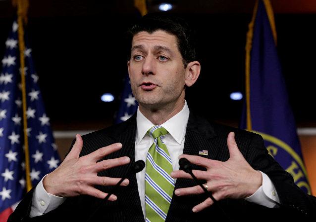 ABD Temsilciler Meclisi Başkanı Paul Ryan