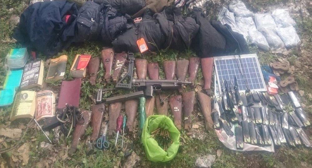 Lice'de PKK operasyonu