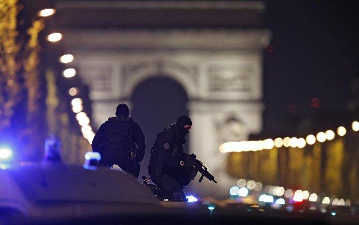 IŞİD Paris ve Brüksel saldırı girişimlerini üstlendi