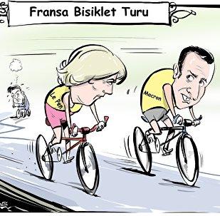 Fransa Bisiklet Turu