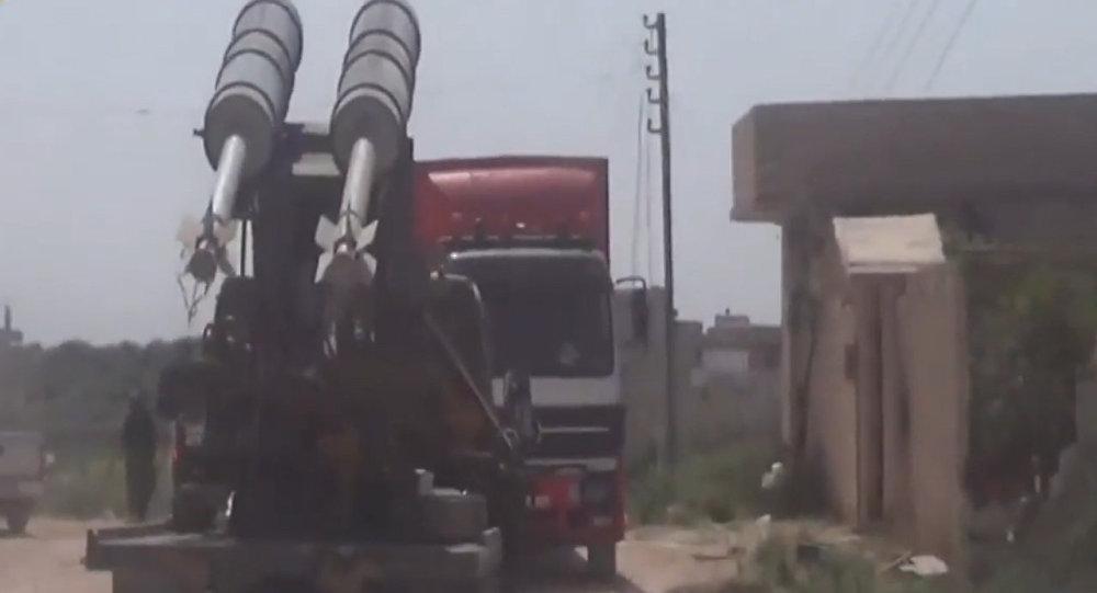 Suriye ordusu, Hama'daki Taybat al-Imam kentini ele geçirdi
