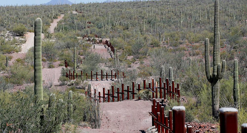 Meksika sınırına duvar ABD bütçesine giremedi
