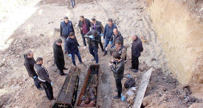Ardahan'daki 'Rus General' tabutu
