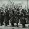 Rus Beyaz Ordu'nun son askeri töreni görüntüsü yayınlandı