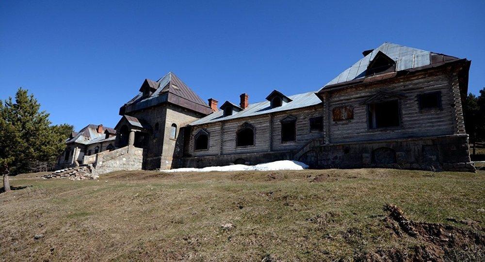 Çar 2. Nikolay'ın köşkü restore edilecek