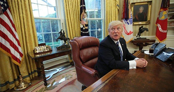 ABD Balkanı Donald Trump