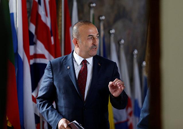 Dışişleri Bakanı Mevlüt Çavuşoğlu, Malta'da AB zirvesine katıldı