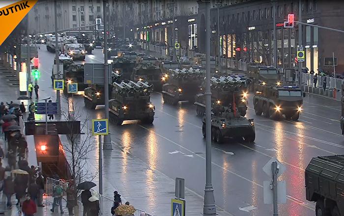 Moskova, Zafer Günü kutlamalarına hazırlanıyor