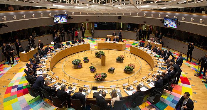 AB liderleri Brüksel'deki zirvede bir araya geldi