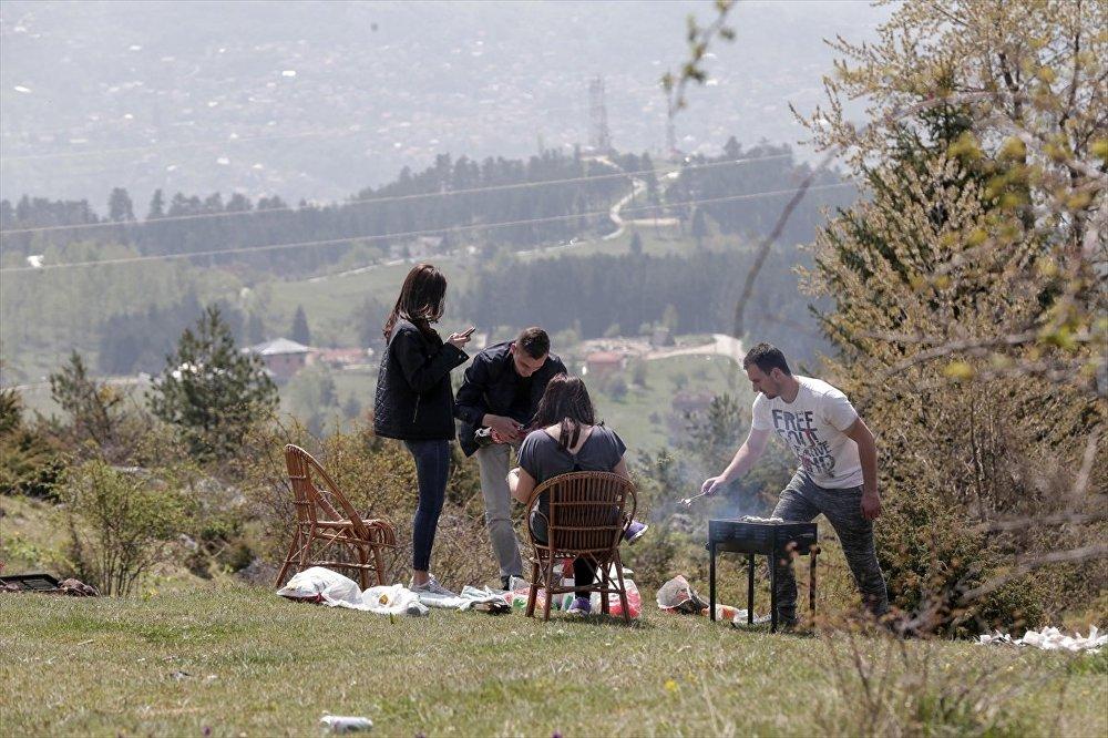 Bosna Hersek'te 1 Mayıs