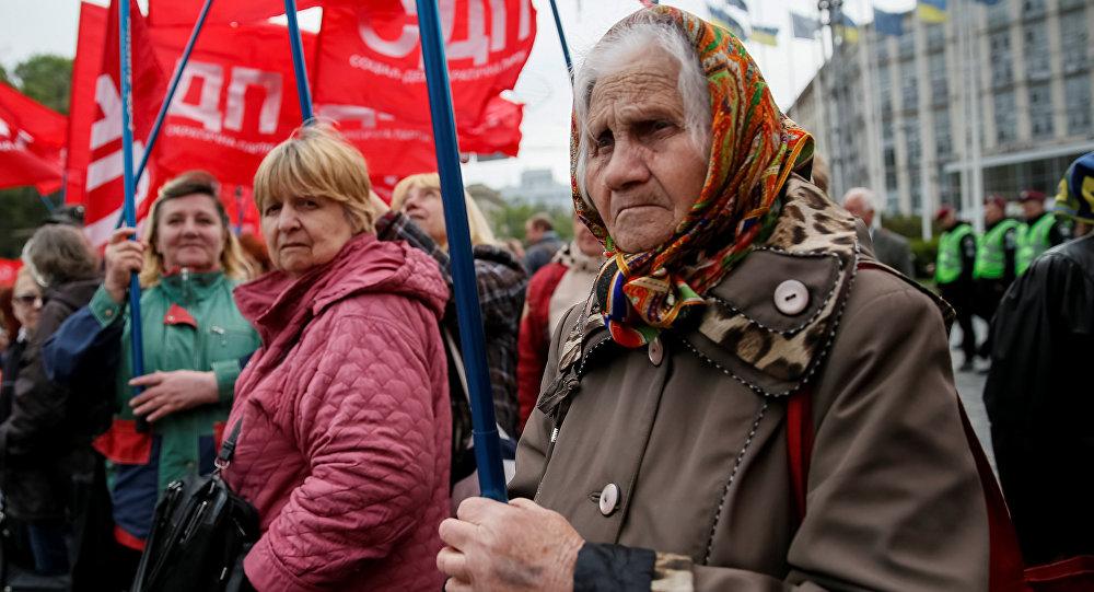 Ukrayna'da 1 Mayıs