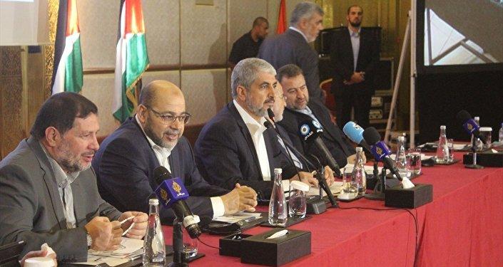 Hamas siyasi büro şefi Halid Meşal