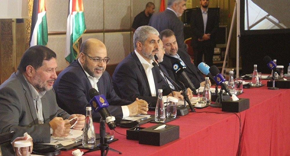 Hamas'ın 'yeni vizyonu' açıklandı