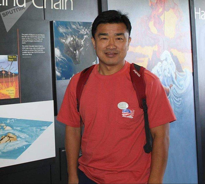 Kuzey Kore'de gözaltına alınan ABD vatandaşı Kim Sang-duk