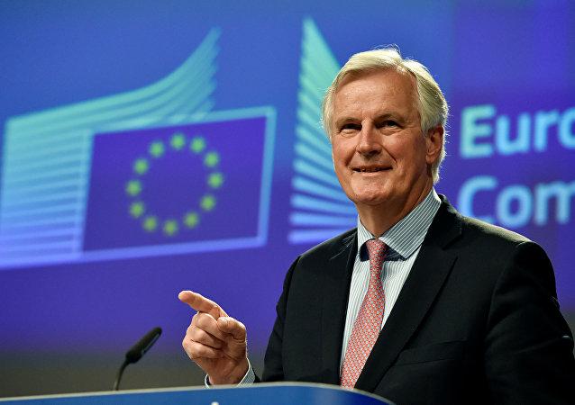 Avrupa Birliği'nin Brexit Başmüzakerecisi Michel Barnier